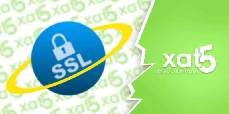 xat HTTPS SSL